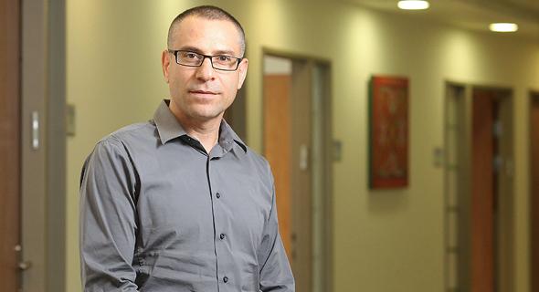 ערן יעקב מנהל רשות המסים