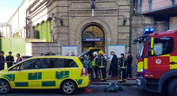 פיגוע בלונדון