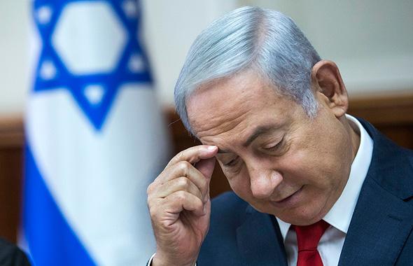 Israeli Prime Minister Benjamin Netanyahu. Photo: AP