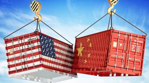 """מלחמת סחר בין סין לארה""""ב"""