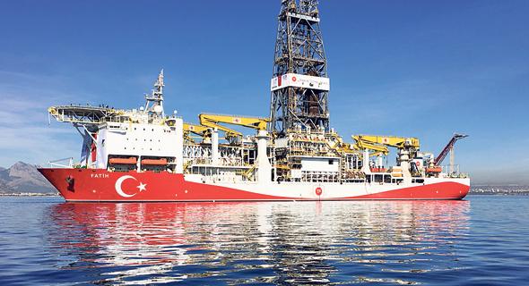 ספינת קידוח נפט