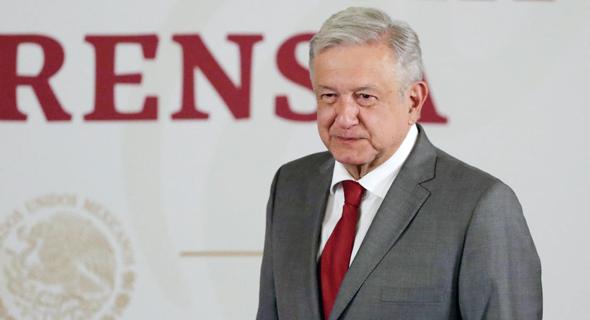 נשיא מקסיקו אנדרס מנואל לופס אוברדור