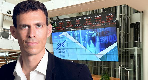 אילן גילדין הכלכלן הראשי של רשות ניירות ערך