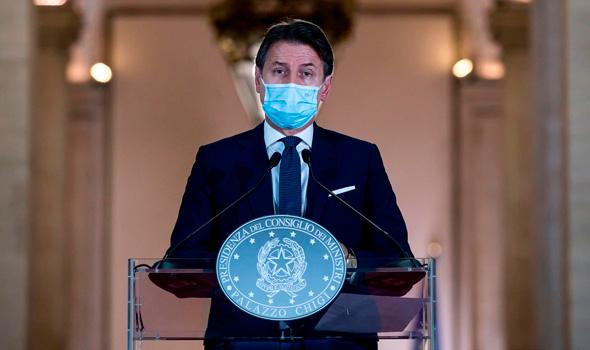 ג'וזפה קונטה ראש ממשלת איטליה