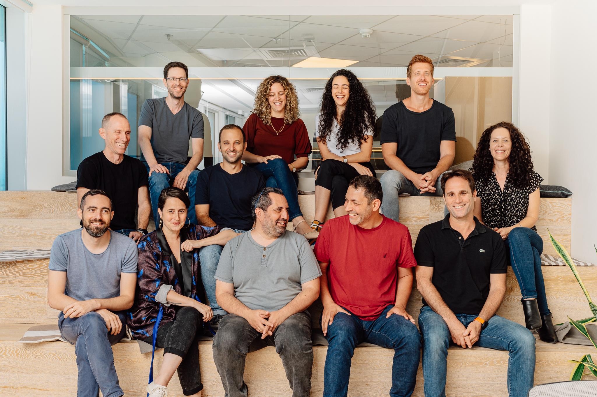 monday.com management. Photo: Nethaniel Tobias