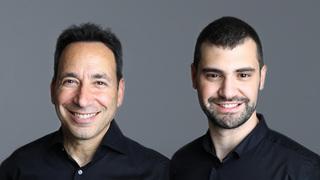מייסדי החברה רועי אליהו ומייקל ניקוסיה, צילום: סלי בן אריה